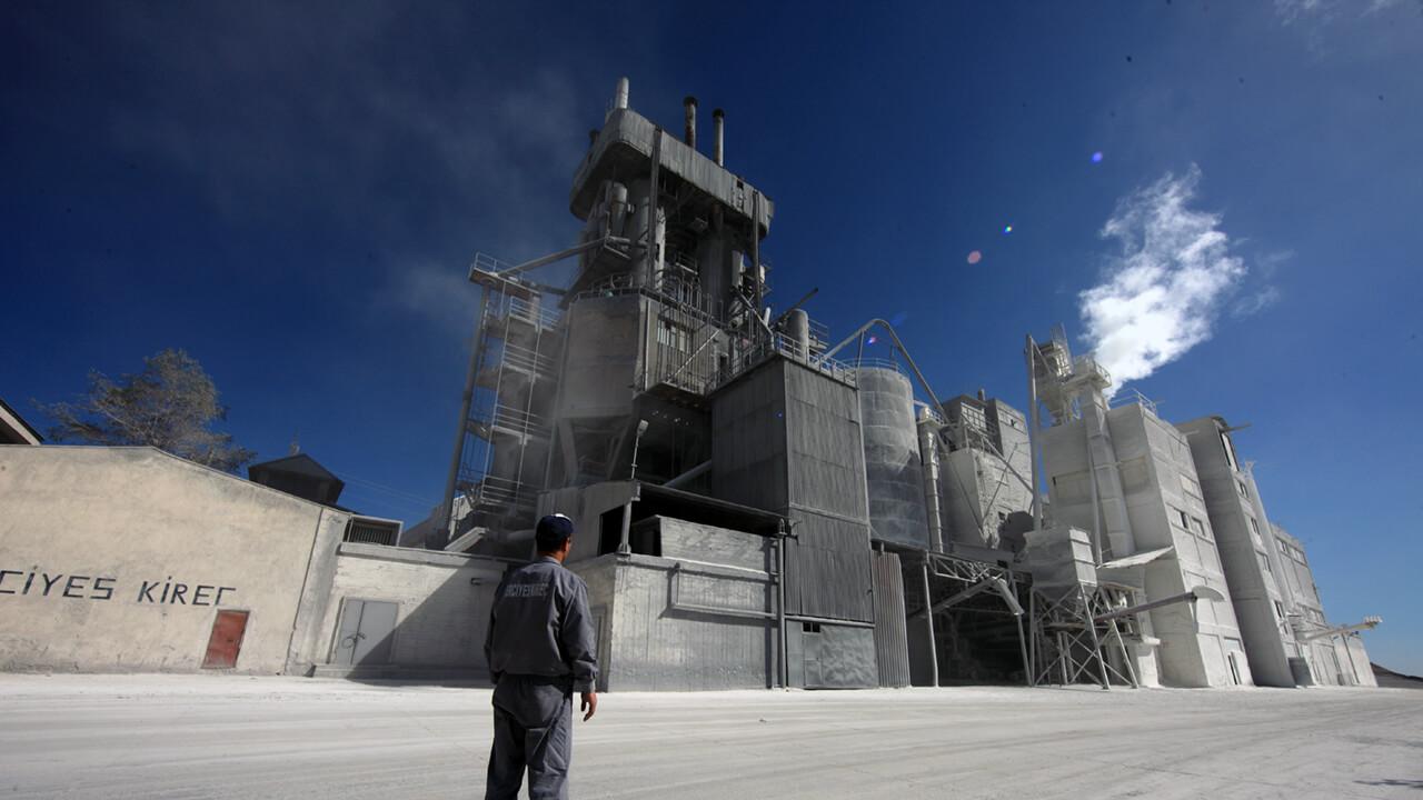 Erciyes Kireç - Fabrika
